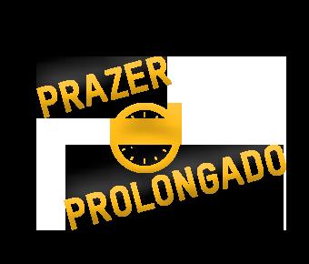 PRAZER PROLONGADO C/3 UNIDADES
