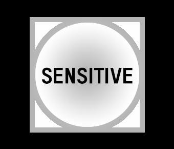SENSITIVE C/3 UNIDADES